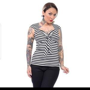 Rocksteady blouse